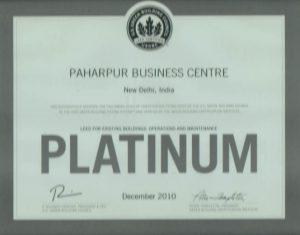 certificate-leed